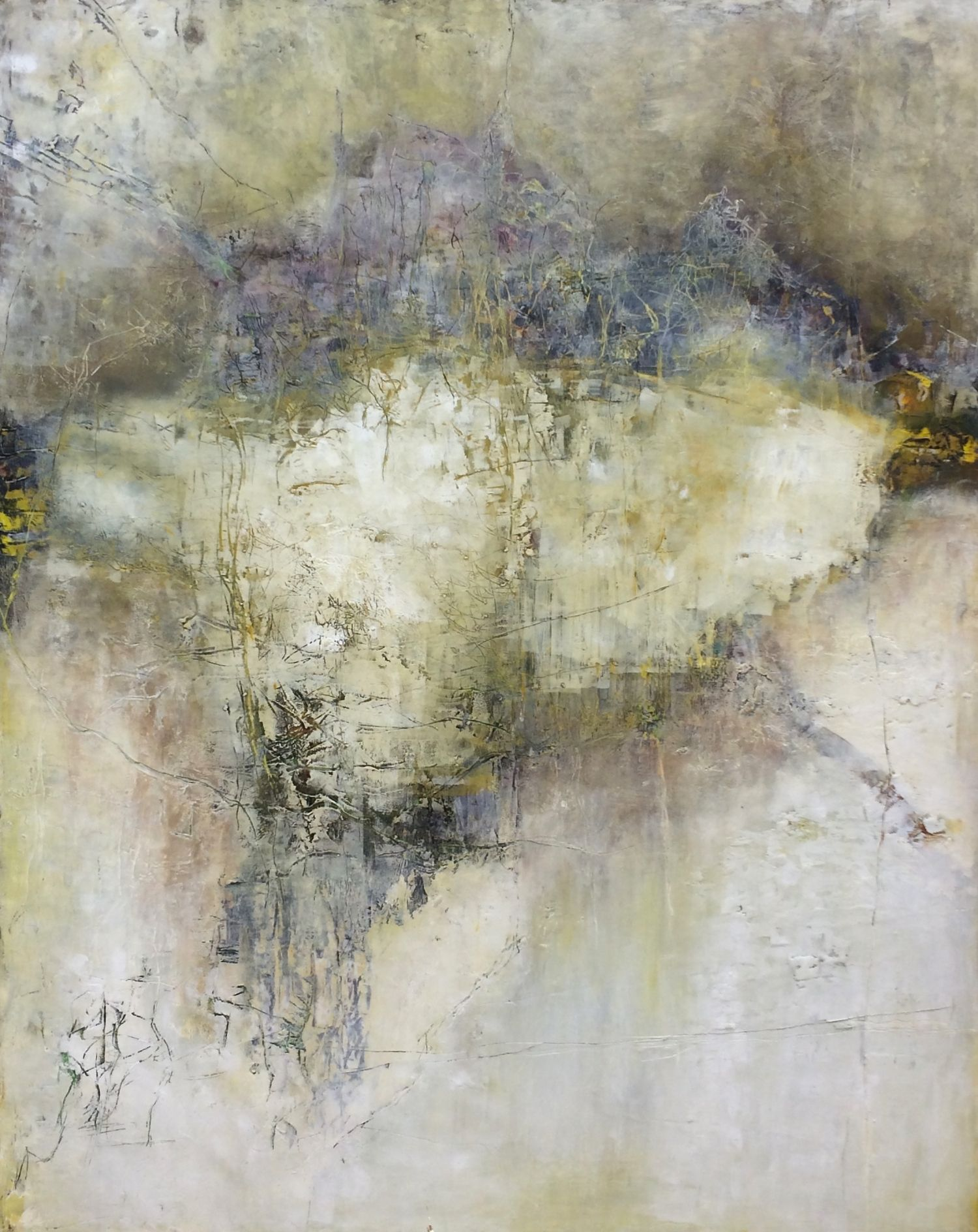 Contemporary abstract paintings by artist Jeane Myers | JEANE MYERS ...
