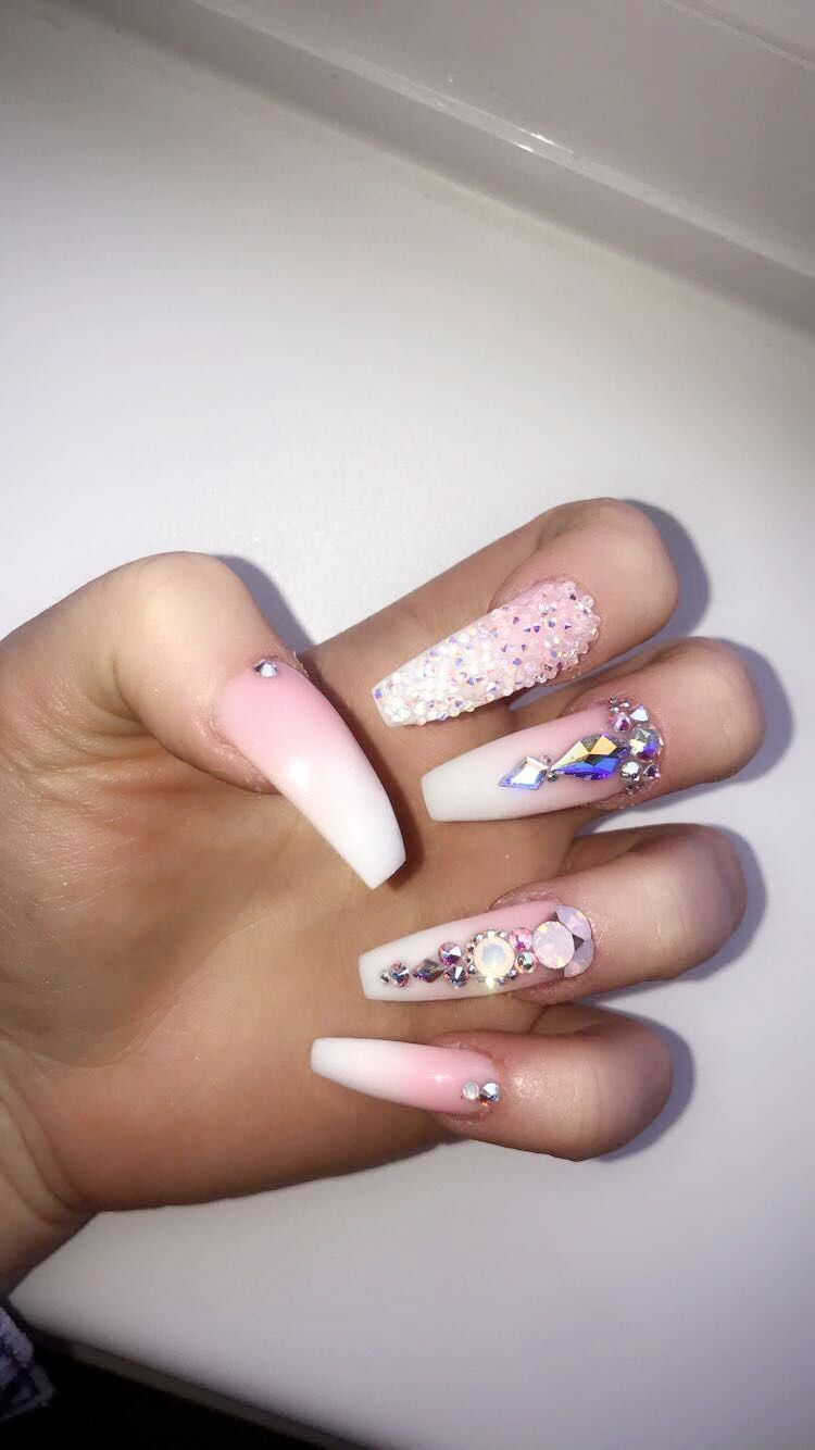 Pin On Birthday Nails