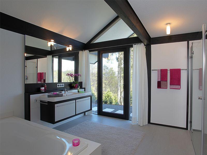 DAVINCI HAUS Traum-Alterswohnsitz Badezimmer Bathroom Ein - farbe fürs badezimmer