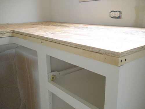 Diy Ardex Concrete Counters Sarah S Big Idea Diy Kitchen Renovation Diy Concrete Countertops Diy Countertops