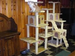 Image result for cat tower from pallets