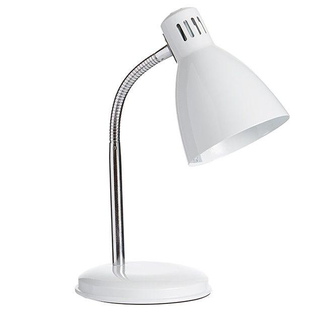 Collins metal desk lamp white target australia