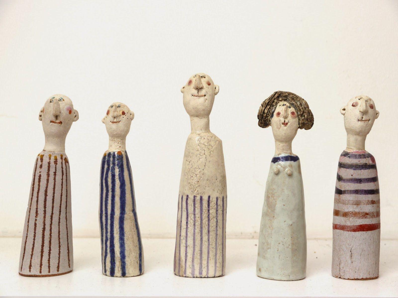 Jane Foster Blog New Ceramic Little Man Jane Muir