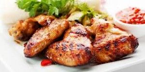 Resep Ayam Panggang Bumbu Kuning