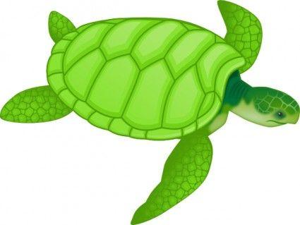 sea life clipart seahorse | Free vector >> Vector clip art ...