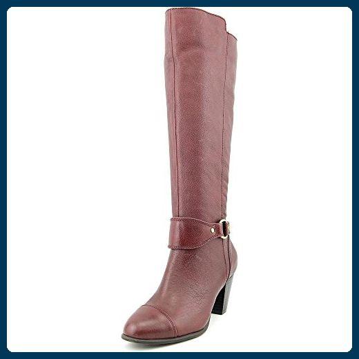 ad36434fe595 Giani Bernini Cagney Damen US 6.5 Rosa Mode-Knie hoch Stiefel - Stiefel für  frauen