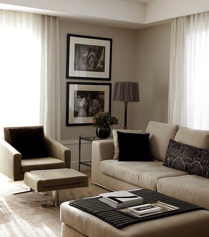 1001 + idées déco pour adopter la couleur taupe clair chez vous   Idees decoration maison, Déco ...