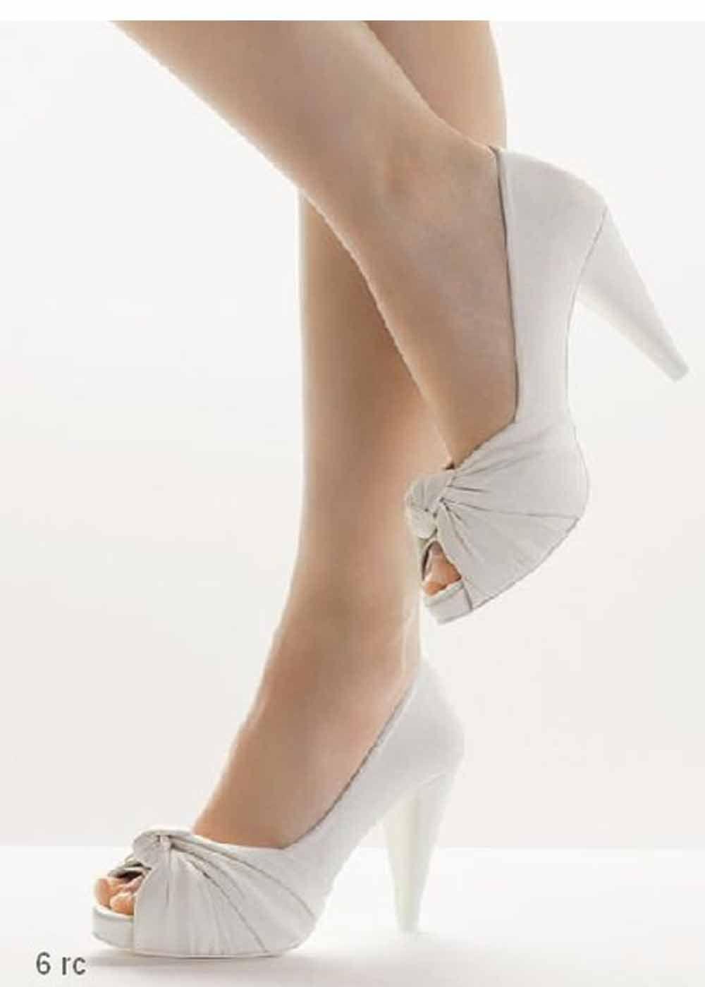 Wedding Dress Wedge Shoes Accessoires pour réussir votre mariage sur http://yesidomariage.com