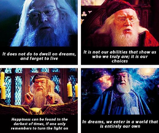 INFJ Fictional Character: Dumbledore | Mmhmmm | Harry potter
