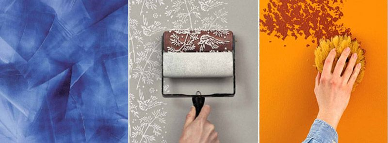 È facile chiudere fessure e spazi vuoti, il. Come Pitturare Casa 5 Tecniche Per Tinteggiare Fai Da Te Pittura Fai Da Te Fai Da Te Pittura