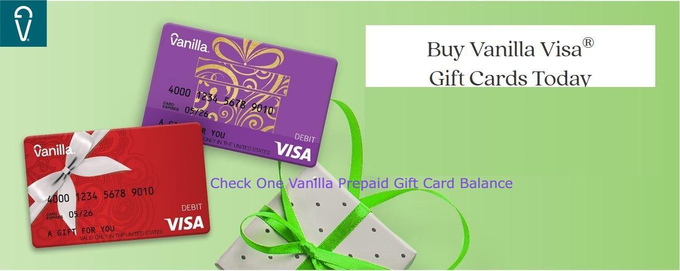 Book onevanilla prepaid visa card balance vanilla prepaid