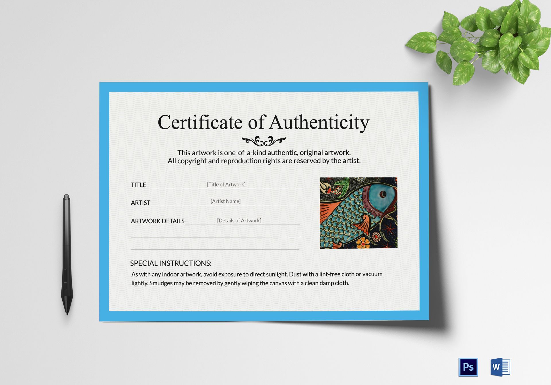 Best Word Certificate Templates Certificate Templates