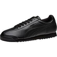 Roma Basic Men's Sneakers   Sneakers, All black sneakers, On