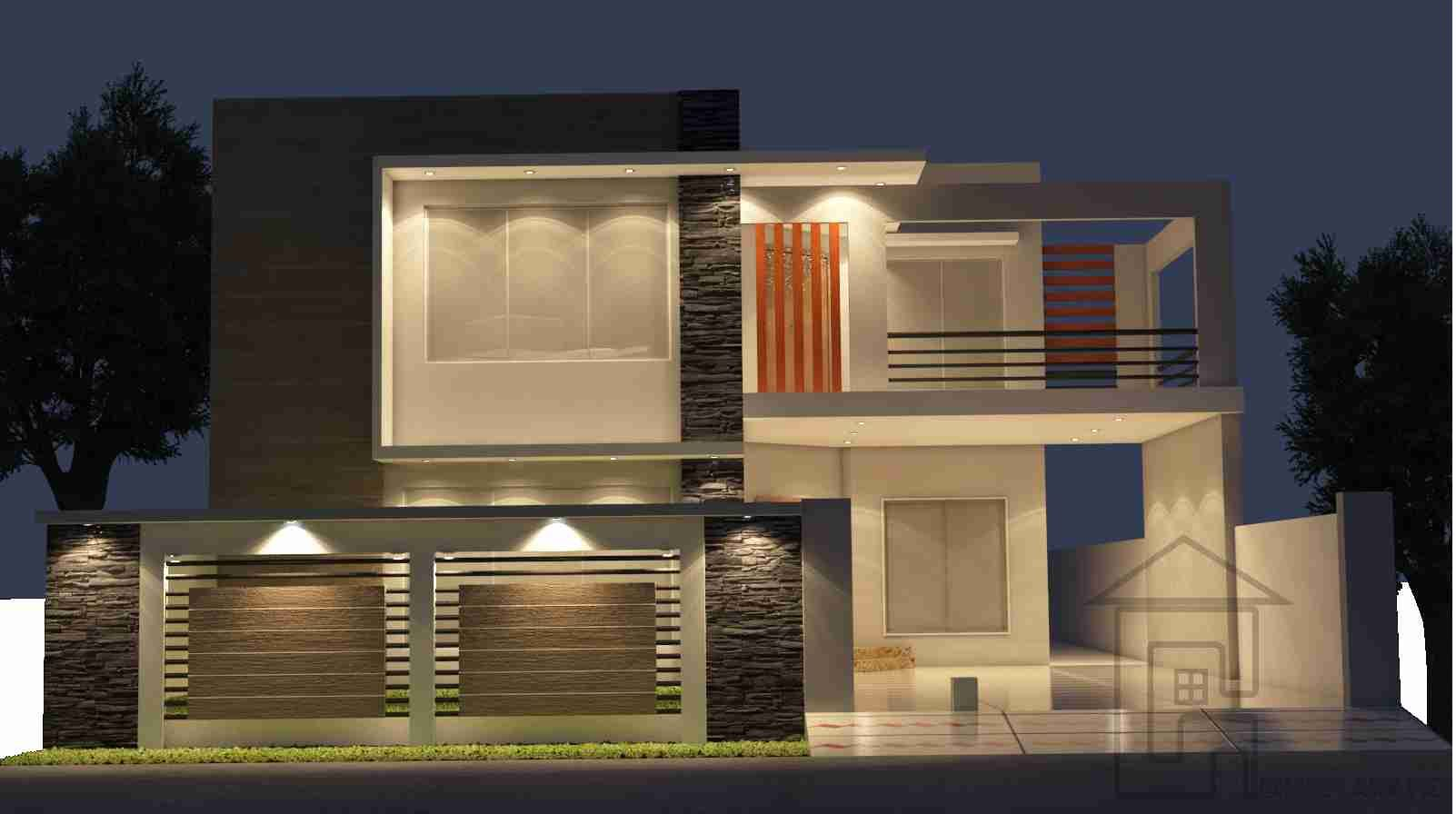 front design of house in pakistan