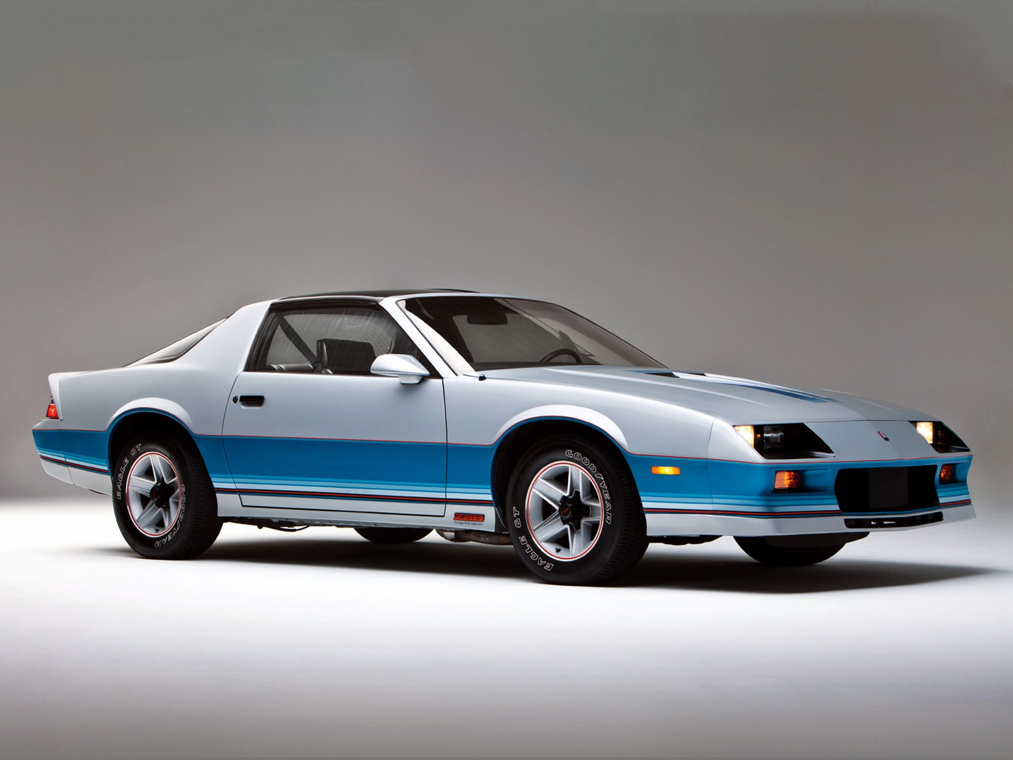 My old car! 1982 Chevrolet Camaro Z28 Pace Car - how I learned the ...