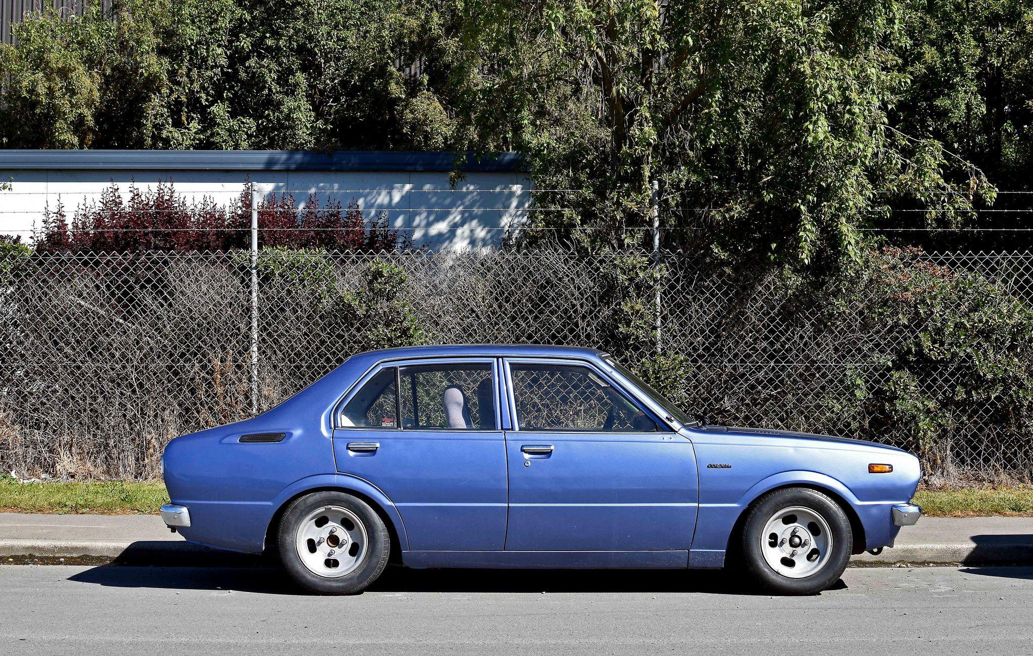 Kelebihan Toyota Corolla 1979 Perbandingan Harga