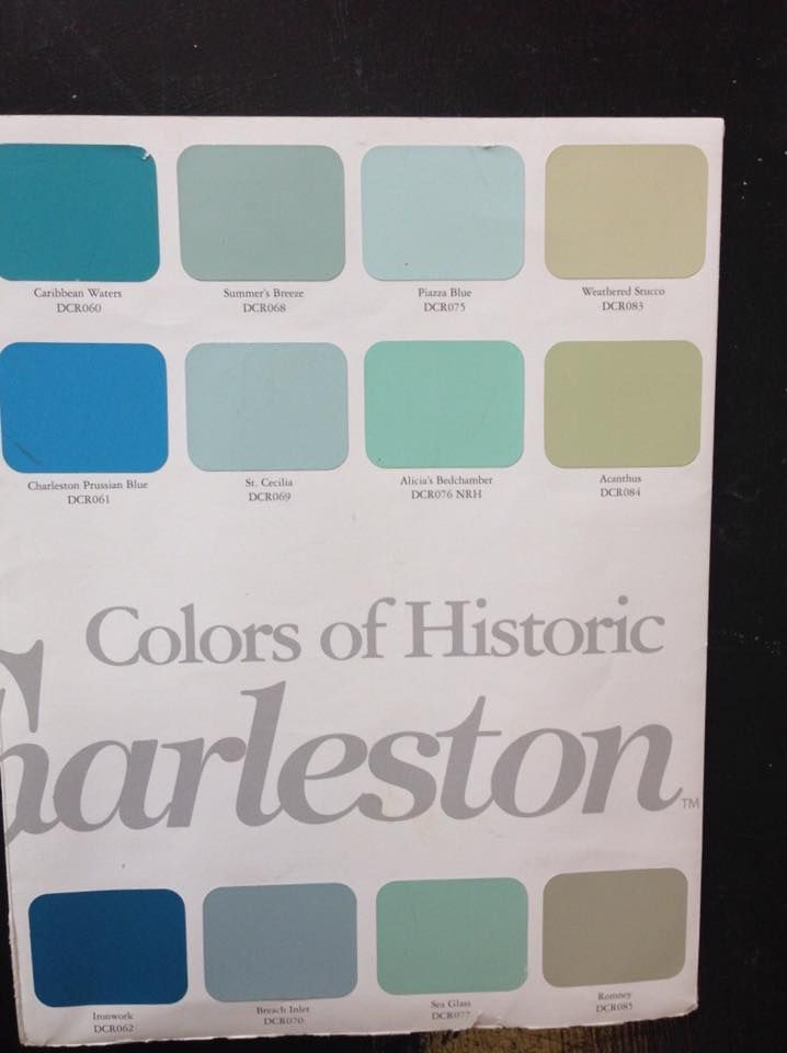 Diy Southern Porch Going Haint Blue And Charleston Green Haint Blue Porch Ceiling Historic Paint Colours Sherwin Williams Colors
