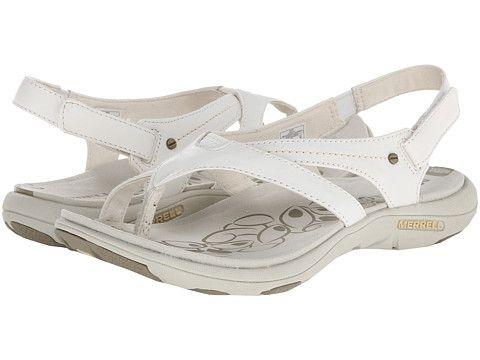 merrell white sandals Shop Clothing