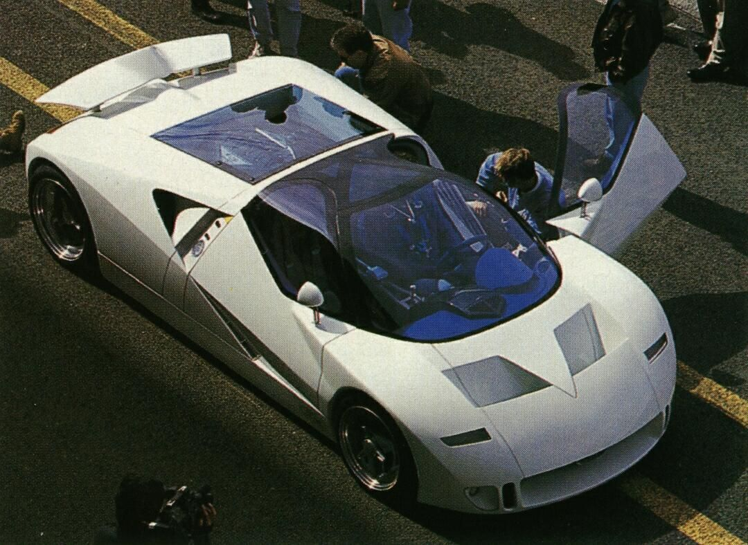 The Ford Gt Carros