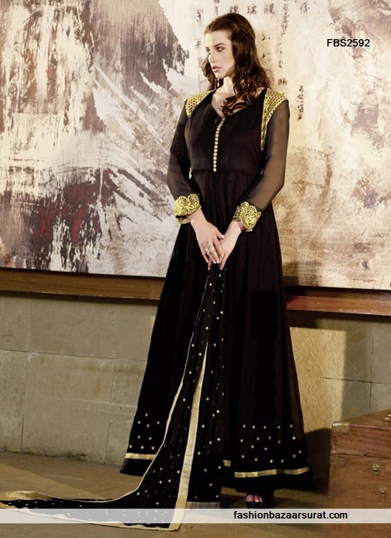 Awesome Anarkali Lengthy Georgette Suit