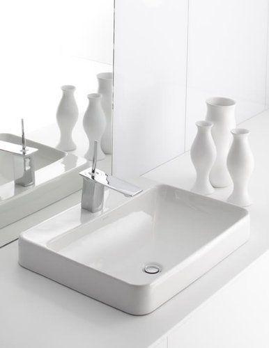 Kohler K 2660 1 Rectangular Vessel Sink Vessel Sink Bathroom Sink