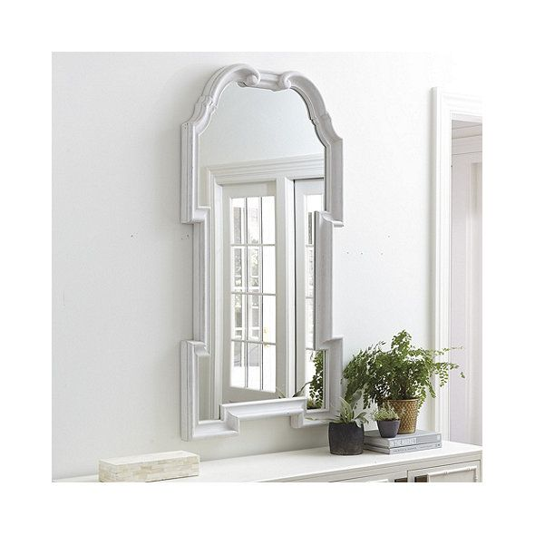 Miles Redd Hollywood Queen Anne Mirror 60 1 4 H X 32 W Rooms To