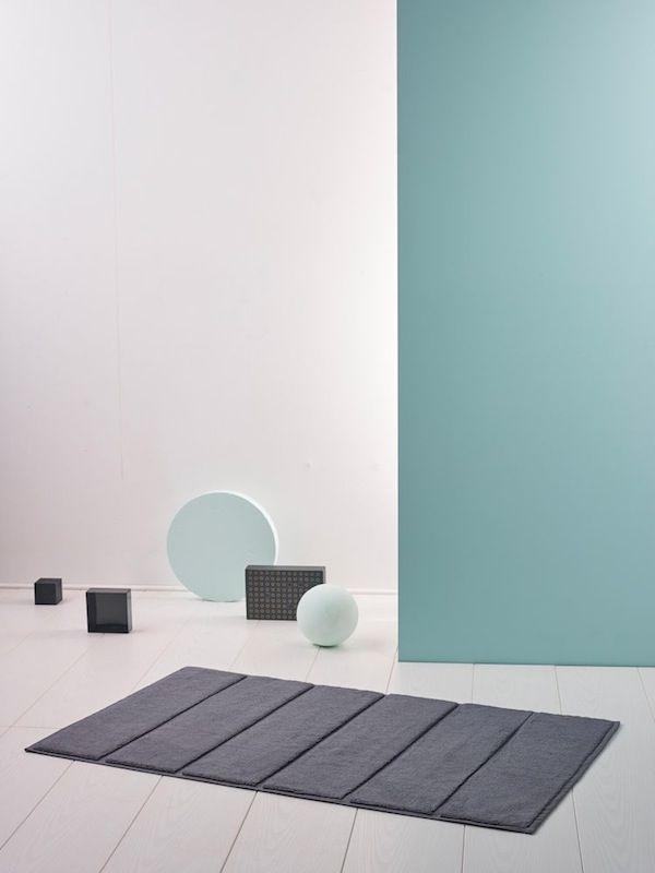 Für jedes Badezimmer den passenden Badteppich bei dieser großen - farbe fürs badezimmer
