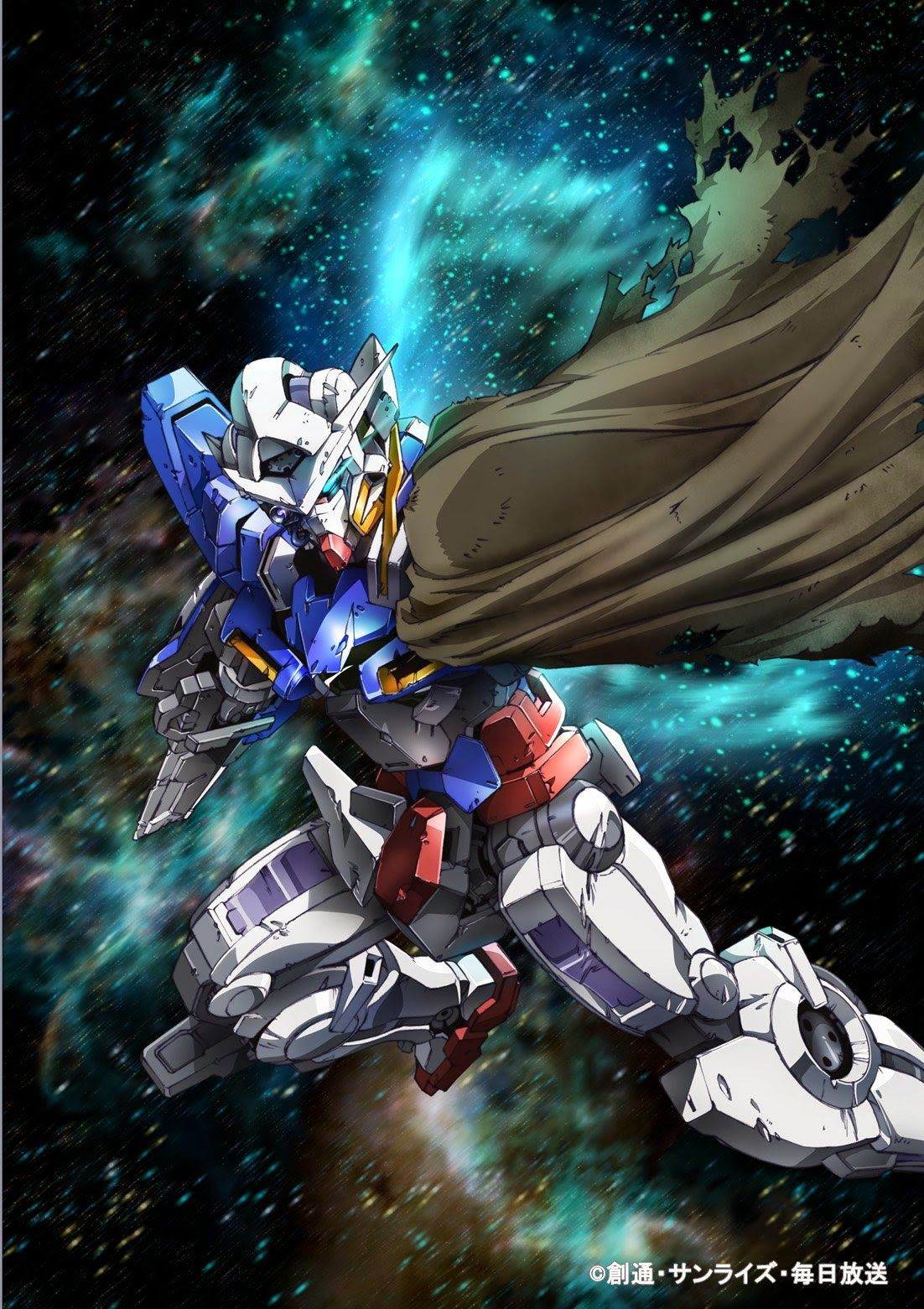 Gundam Exia Repair Wallpaper Poster Image Jpg 1 102 1 561ピクセル