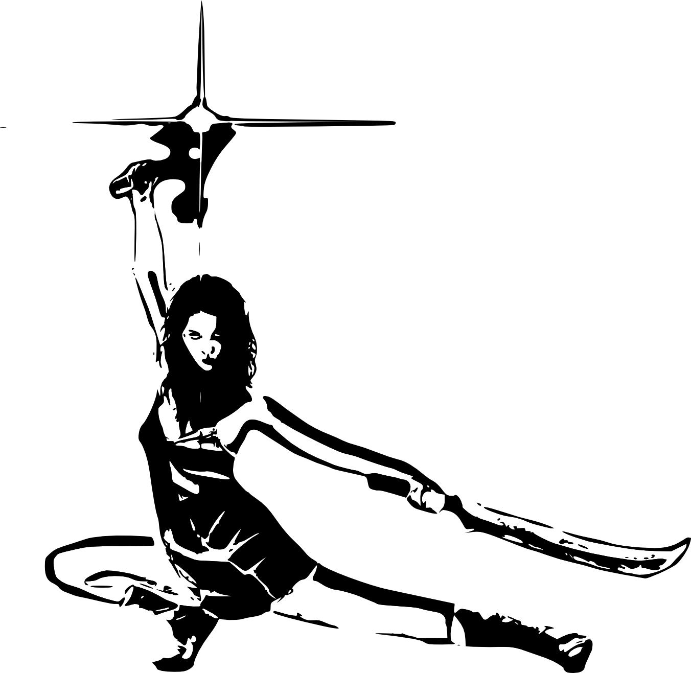 Firefly Stencil