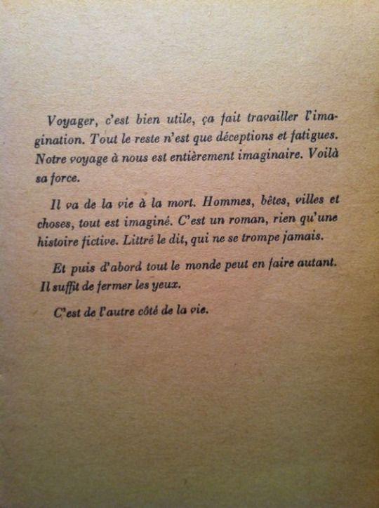 Louis Ferdinand Celine Voyage Au Bout De La Nuit Citations De