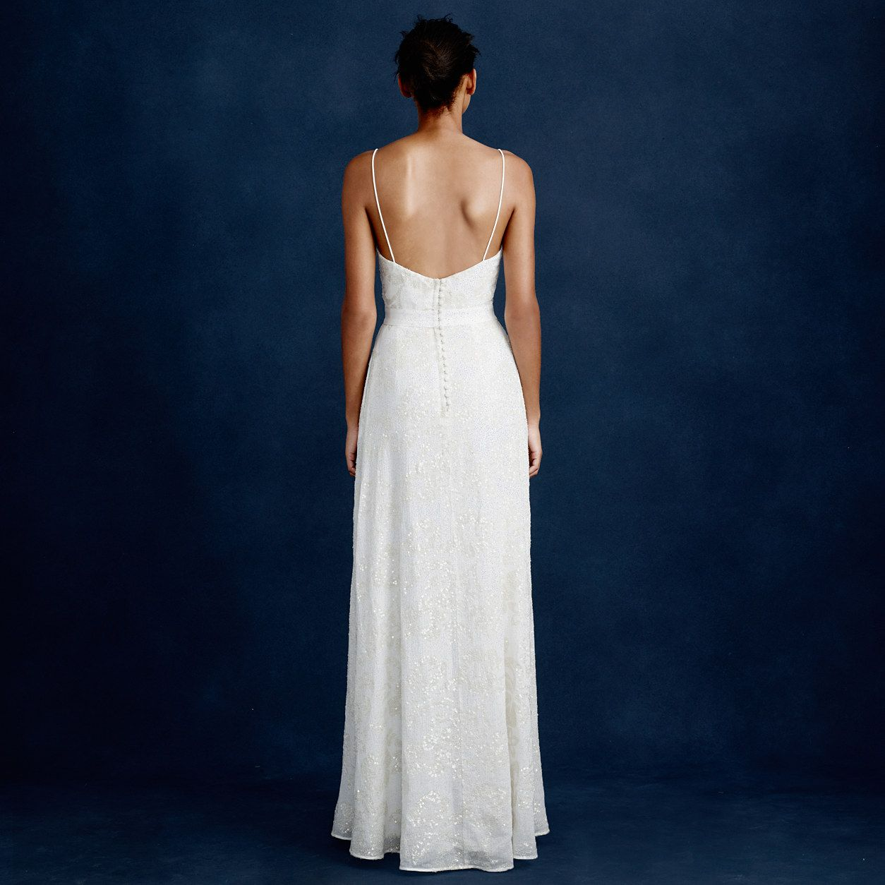 Sequin Plume Gown Gowns Of Elegance Gowns Wedding Gowns