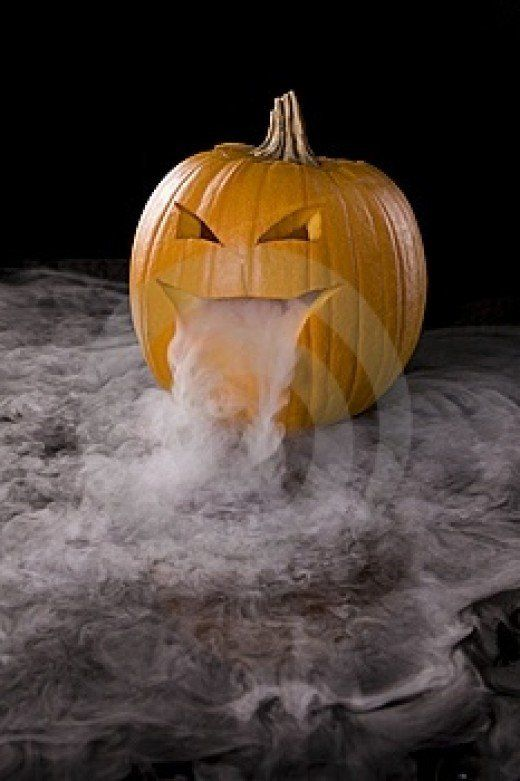 halloween decorations how to make a fog maker