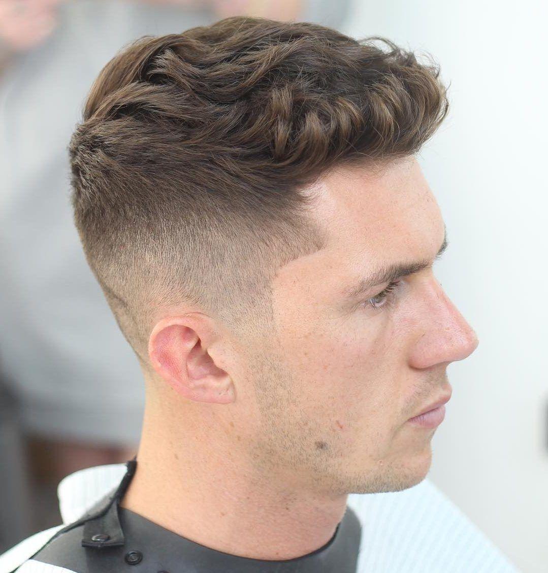 31 Haircuts Girls Wish Guys Would Get | Low skin fade, Haircuts ...
