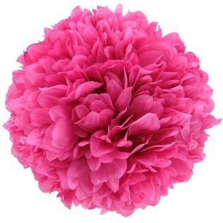 10 Hot Pink Hanging Mum Ball Shop Hobby Lobby Hot Pink Weddings Kids Decor