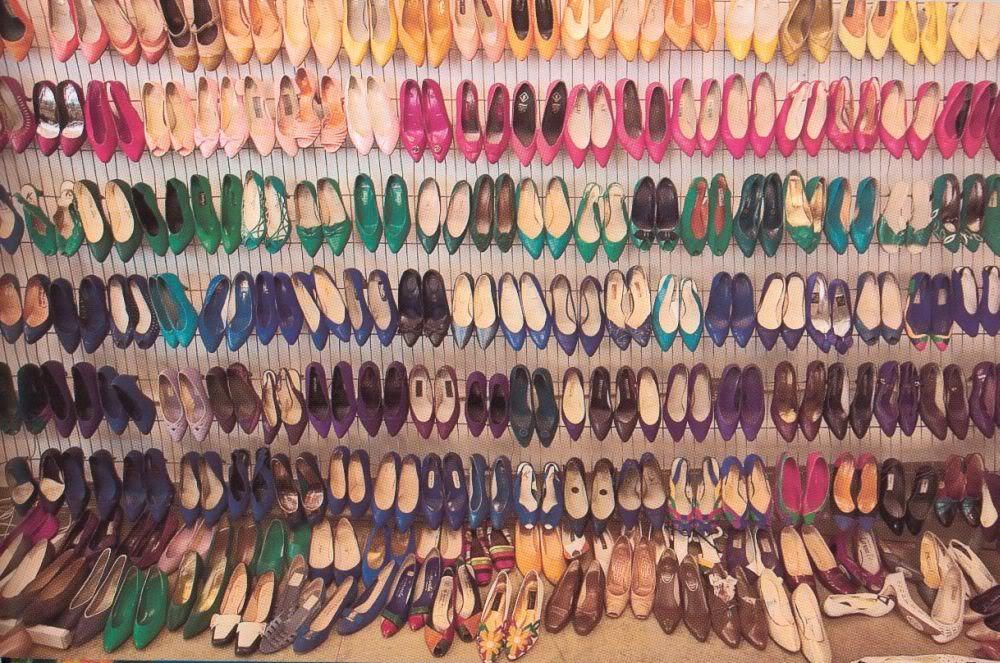World's Best Shoe Closets « KM2 Shoes