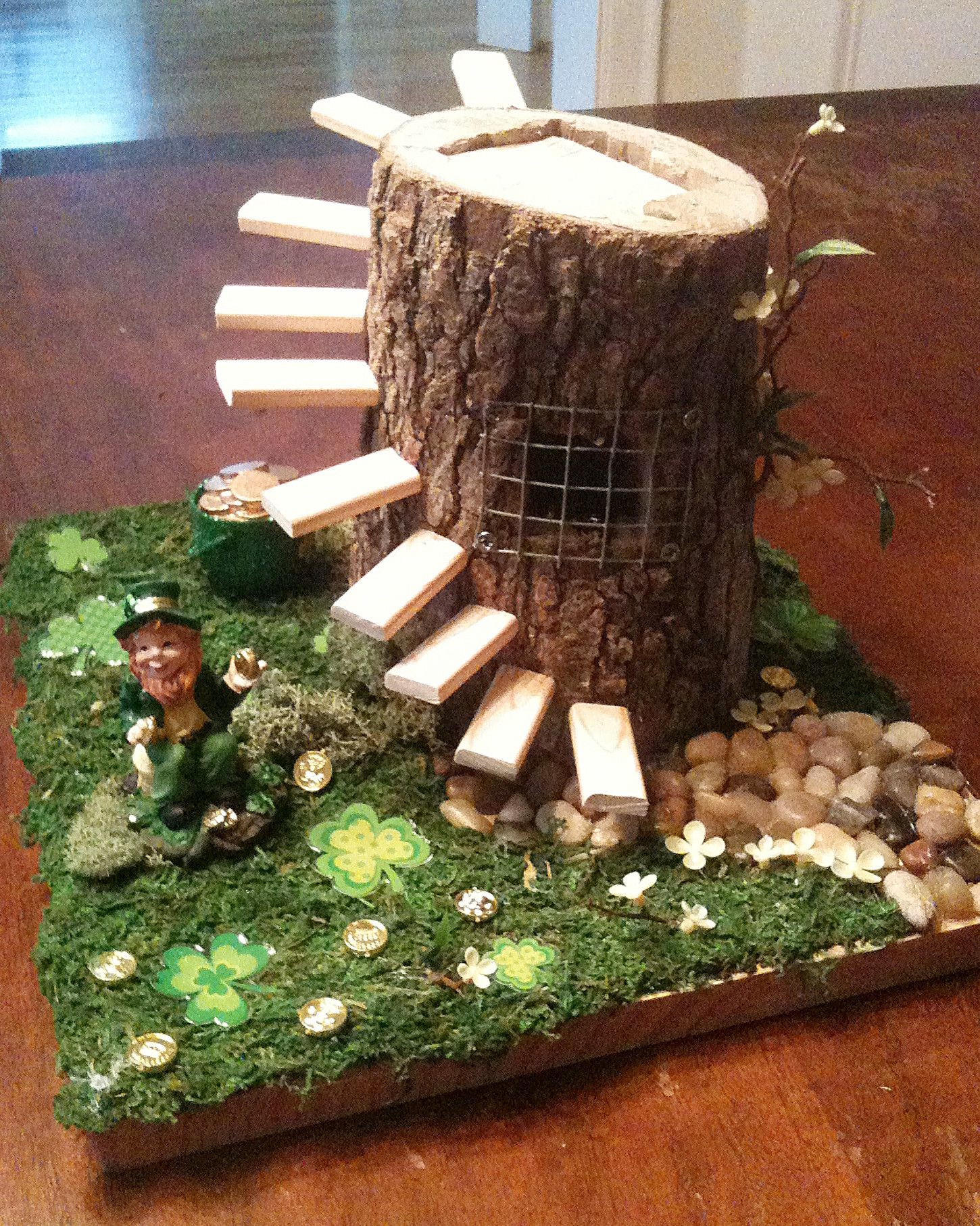 17 St Patrick S Day Crafts And Decorations Leprechaun Trap St