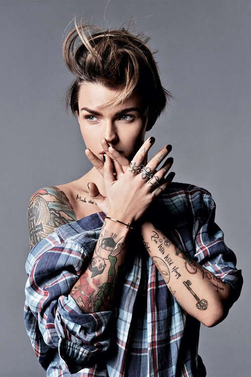 Star-Interview: Ruby Rose