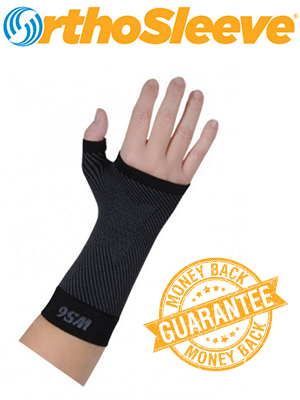 b88ffc63d7 Best wrist compression sleeve to relieve wrist pain quickly! Great for  crafters, knitters, and crocheters. Relieves pain caused by carpal tunnel,  ...
