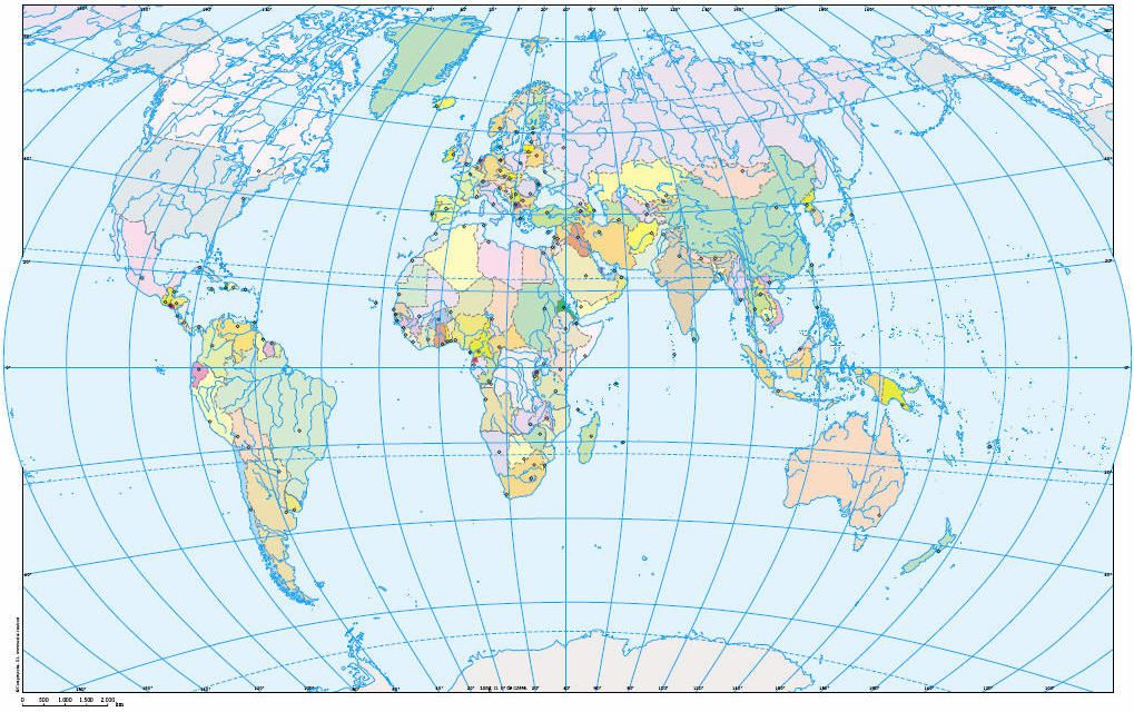 Resultado de imagen para mapa de argentina | Mapa planisferio ...