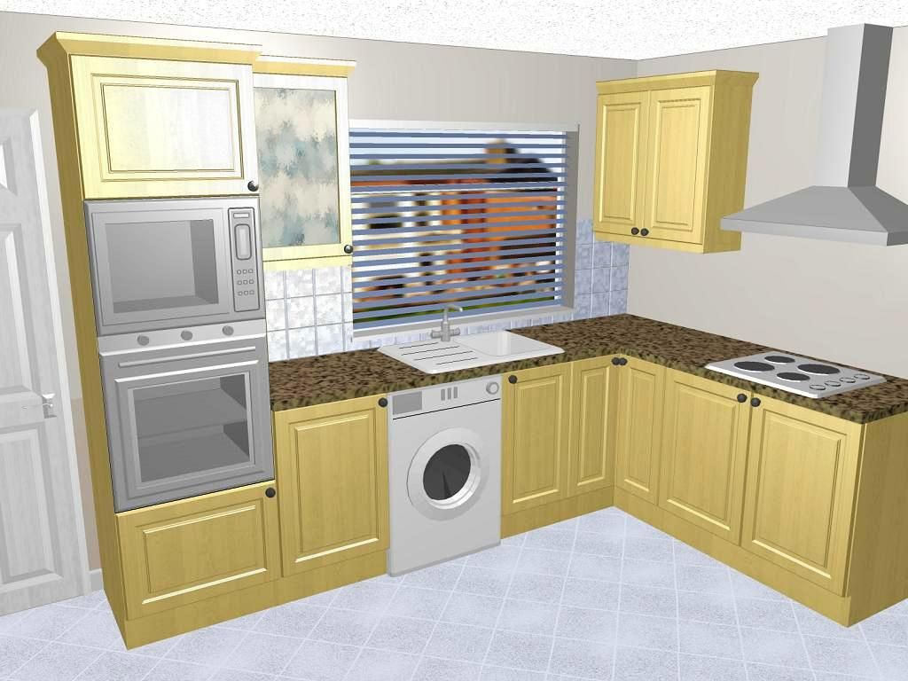small l shaped kitchen designs   Google Search   Kitchen design ...