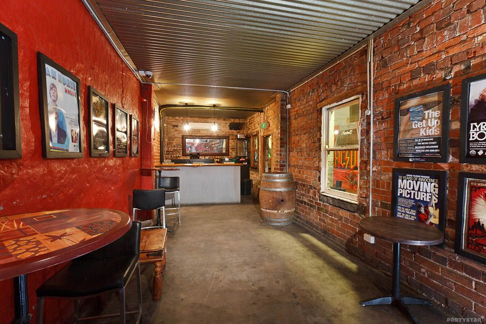 Bar 9T4 Back Room Richmond VIC Renowned for its live music and