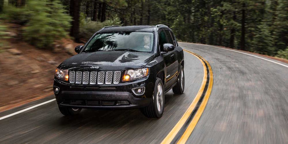 Jeep Compass Named One of the Most Affordable 2015 SUVs