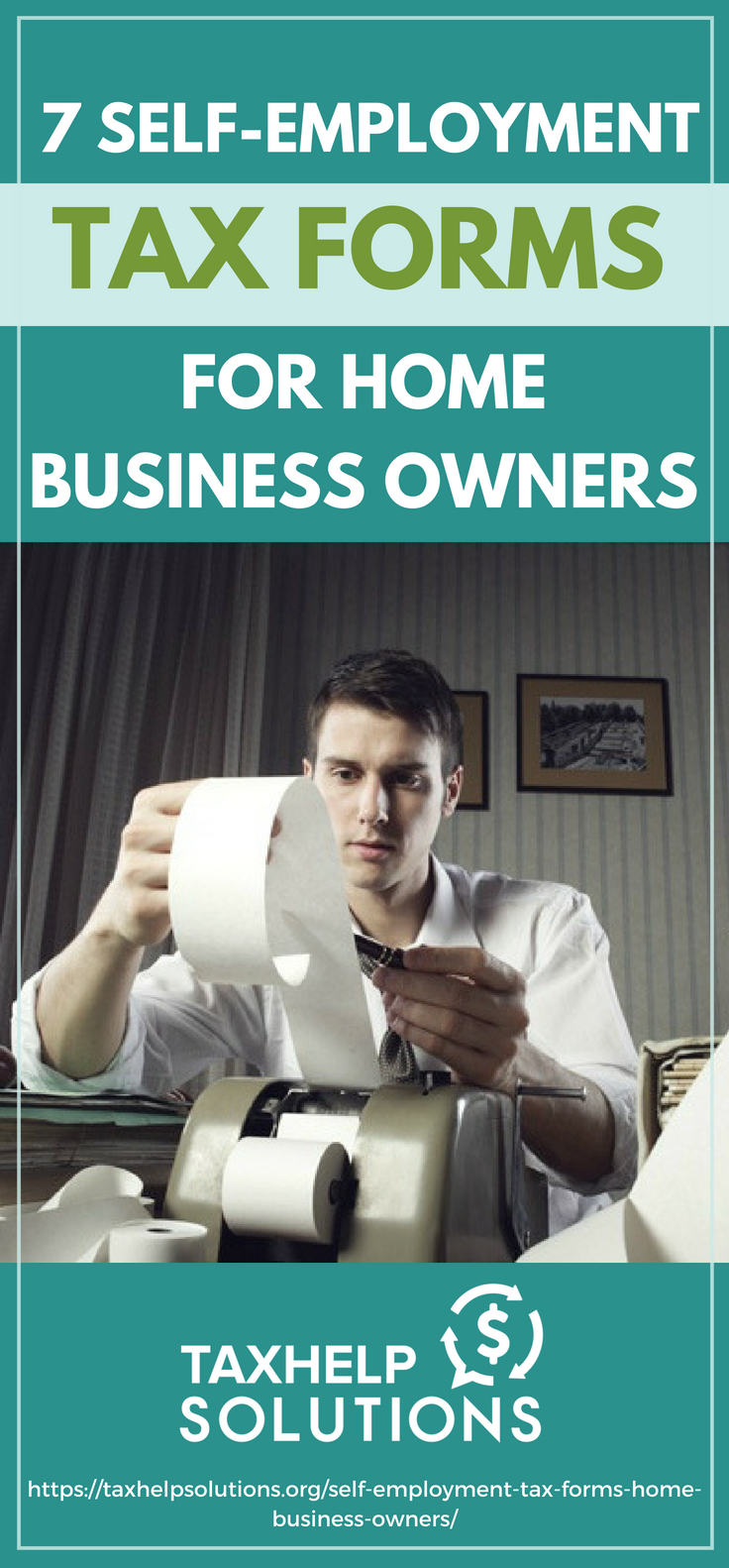 7 Self Employment Tax Forms For Home Business Owners Resource