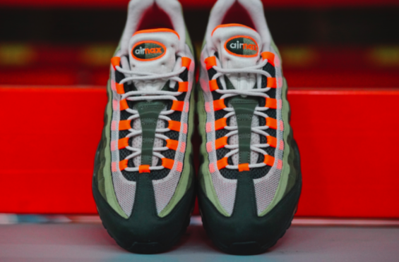 The Nike Air Max 95 Total Orange Debuts In A Week | Dr Wongs