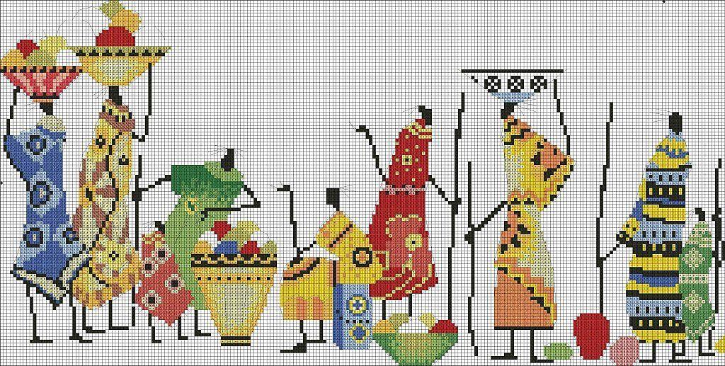 africano diagrama 1 | Ethnic Needlework | Pinterest | Africanos ...