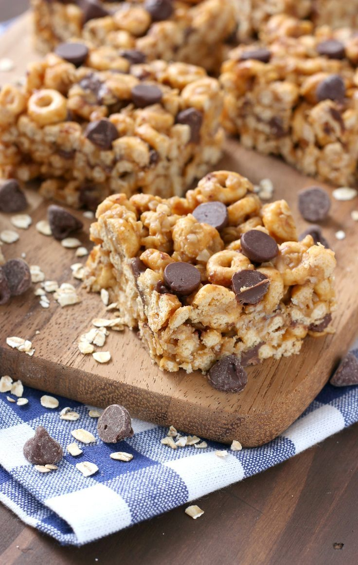 Chocolate peanut butter honey cereal bars a kitchen addiction chocolate peanut butter honey cereal bars a kitchen addiction ccuart Choice Image