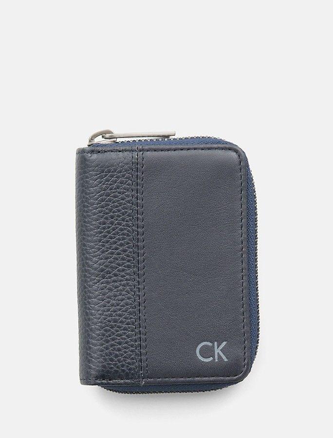 calvin klein zip card holder wallet - Zip Card Holder