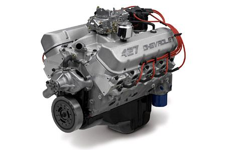 Limited Edition 427 Zl 1 Big Block V8 Coming From Gm Chevy Motors Engineering Chevy