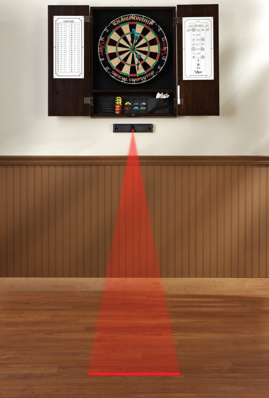 Laser Dart Throw Line Marker Dart board, Darts