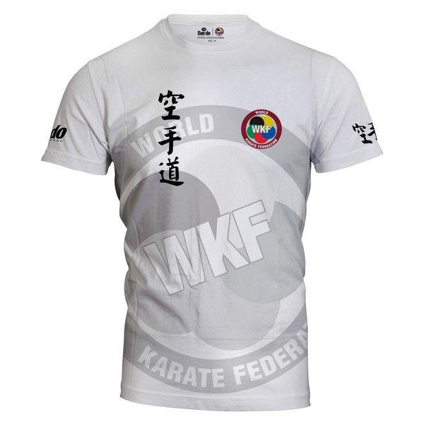 Abuso léxico Camello  Camiseta WKF FULL Karate WKF FULL PRINT blanca   Karate, Wkf karate, Karate  moves